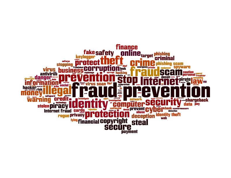 prevent fraud misuse abuse