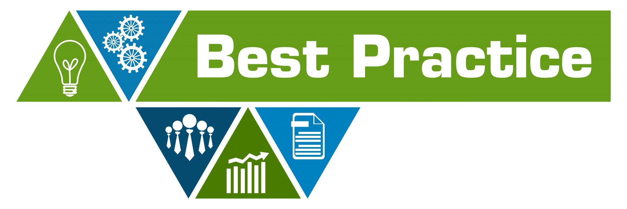 List of best practices to stop wasteful spending